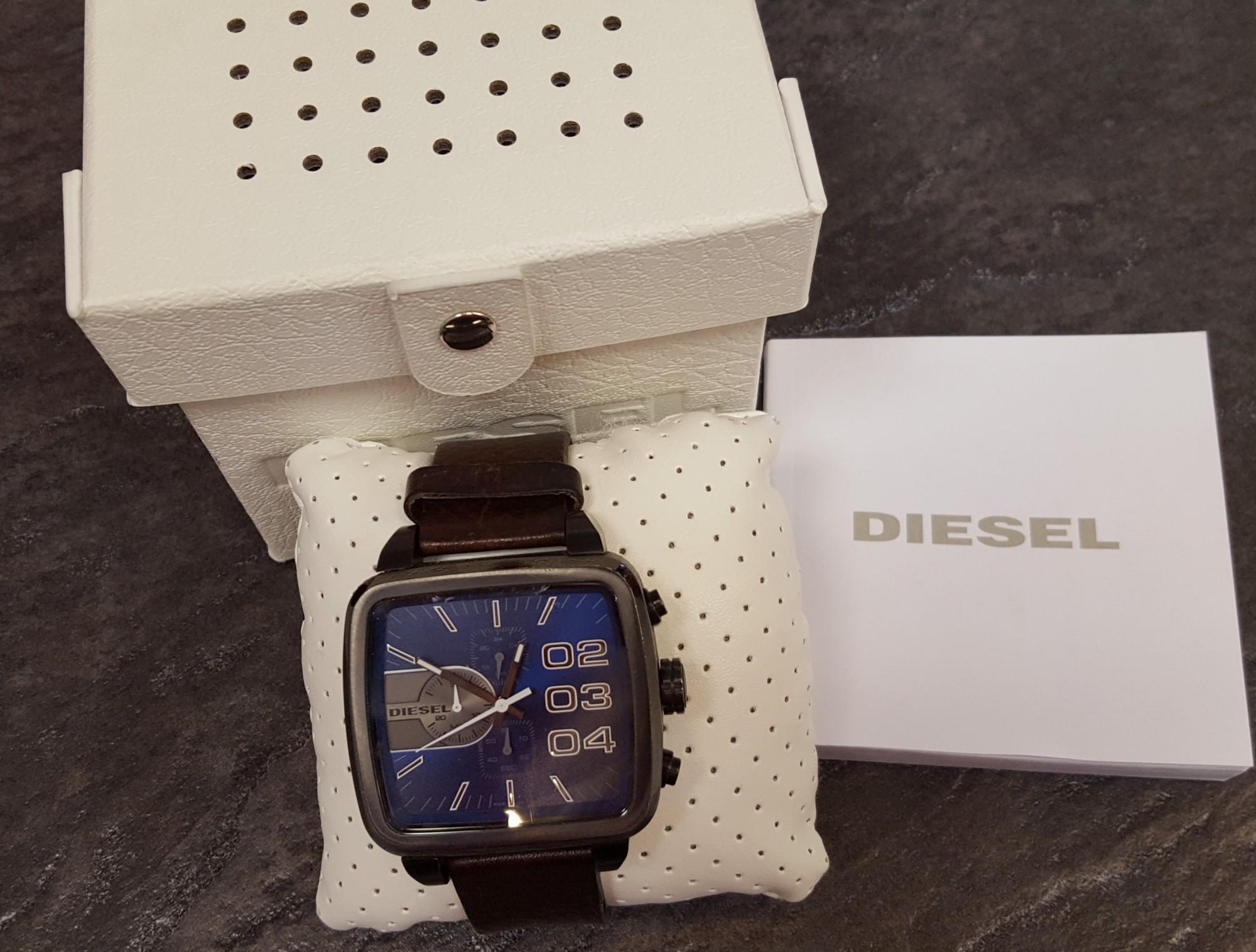 54fd87d6413 Käekell Diesel DZ4302 - Luutar