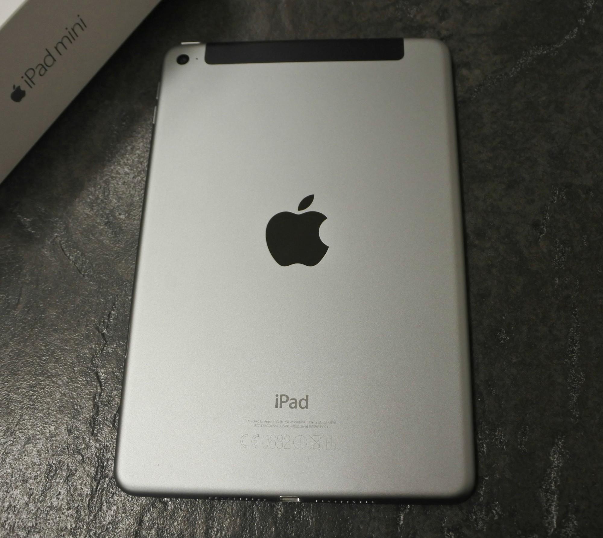 2c817267528 Tahvelarvuti Apple iPad Mini 4 Wi-Fi + Cellular 32GB - Luutar
