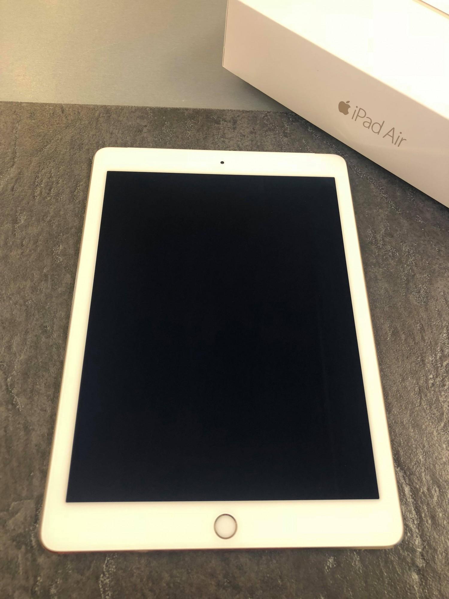 f7b1ccfb17b Tahvelarvuti Apple iPad Air 2 (MH1C2HC/A) - Luutar