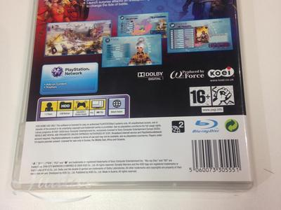 091ed3fc773 Mäng PS3 Empires Dynasty Warriors 6 - Luutar