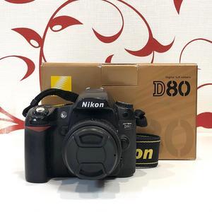 4defb92c97d Kaamera Nikon D80 + Nikon Af Nikkor 50mm