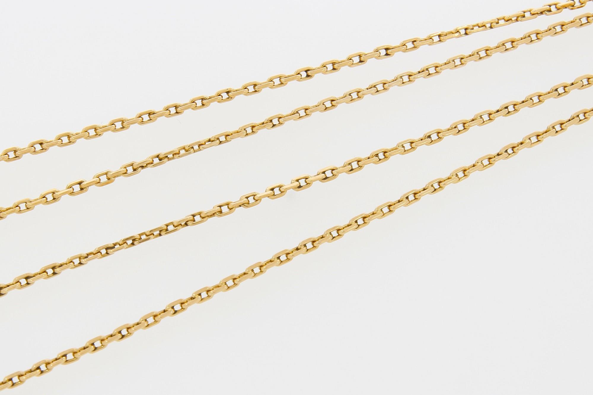 247f7a124bf Kuldkaelakett 585* Ankur - Luutar