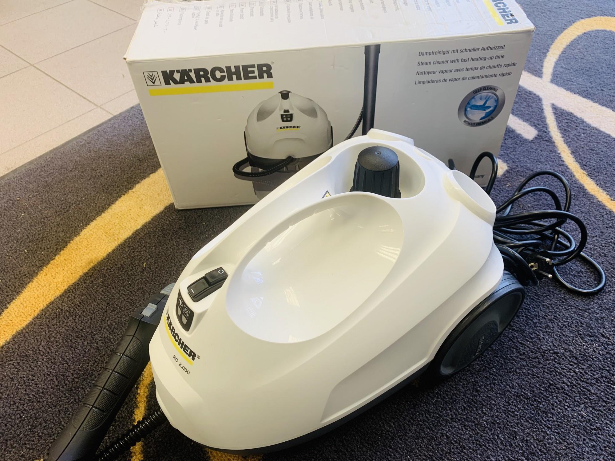 2454d23468f Aurupesur Kärcher SC 3 EasyFix - Luutar