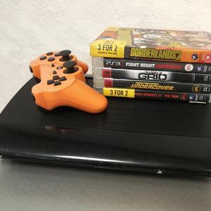8c53098b1db Mängukonsool Sony PlayStation 3 320GB CECH-4004A