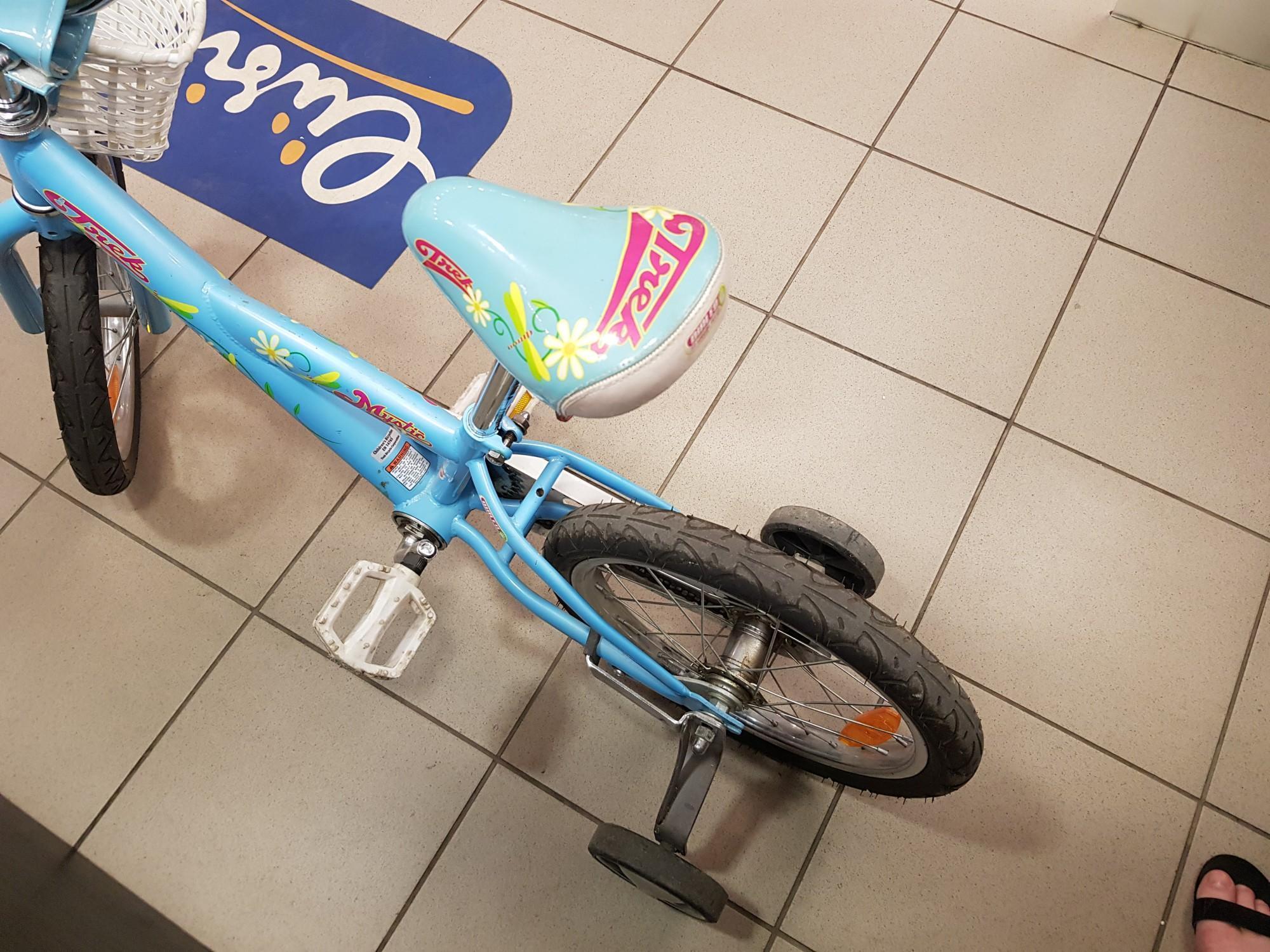 ee237ec6e0d Laste jalgratas Trek Mystic 16 - Luutar