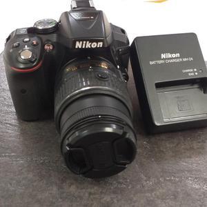39bf047ff29 Peegelkaamera Nikon D5300 + 18-105mm