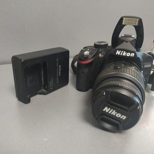 836529b68c0 Peegelkaamera Nikon D3200 + Kit