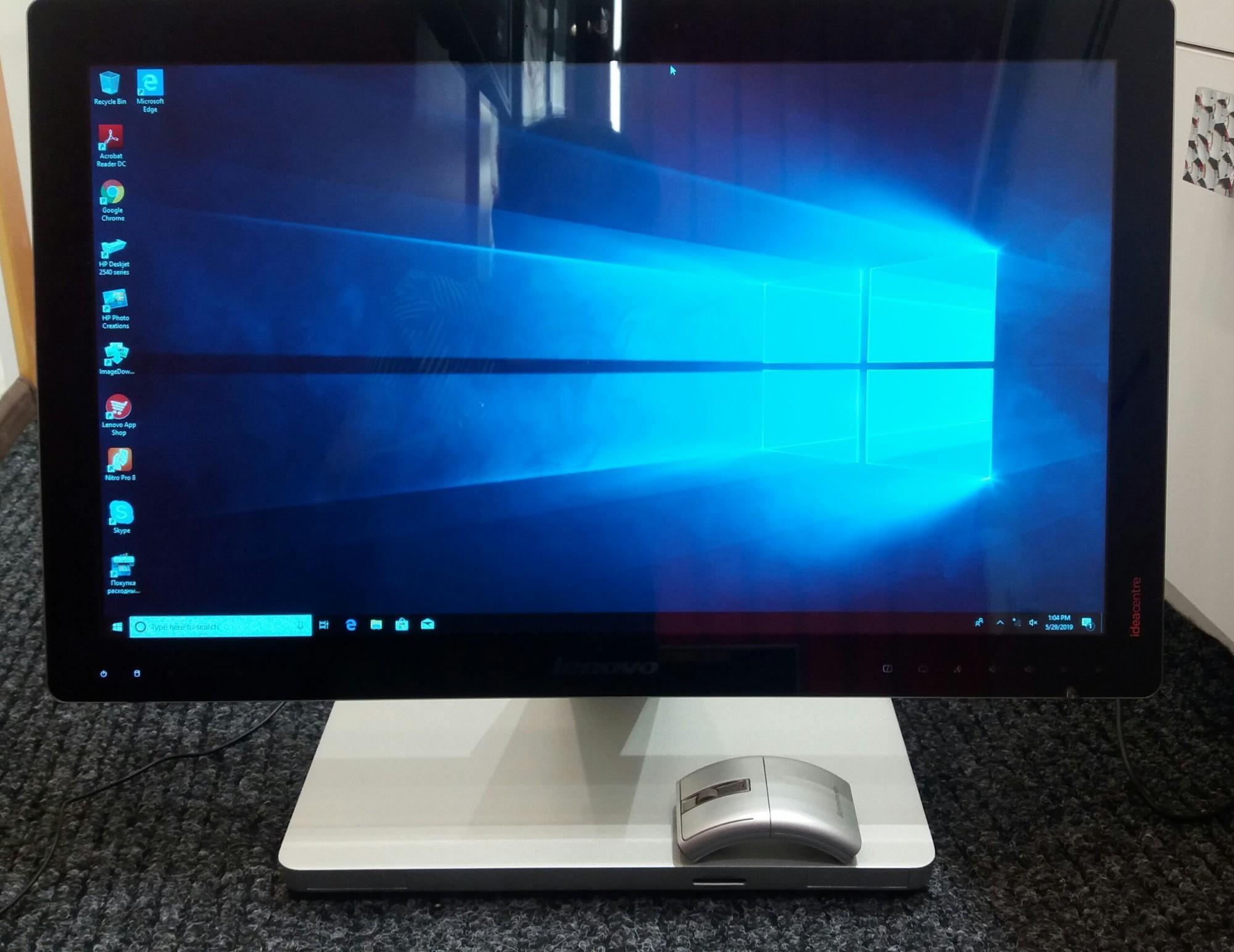 2e33cb40d7f Lauaarvuti Lenovo ideacentre All in one - Luutar