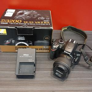 d890004d982 Peegelkaamera Nikon D3200