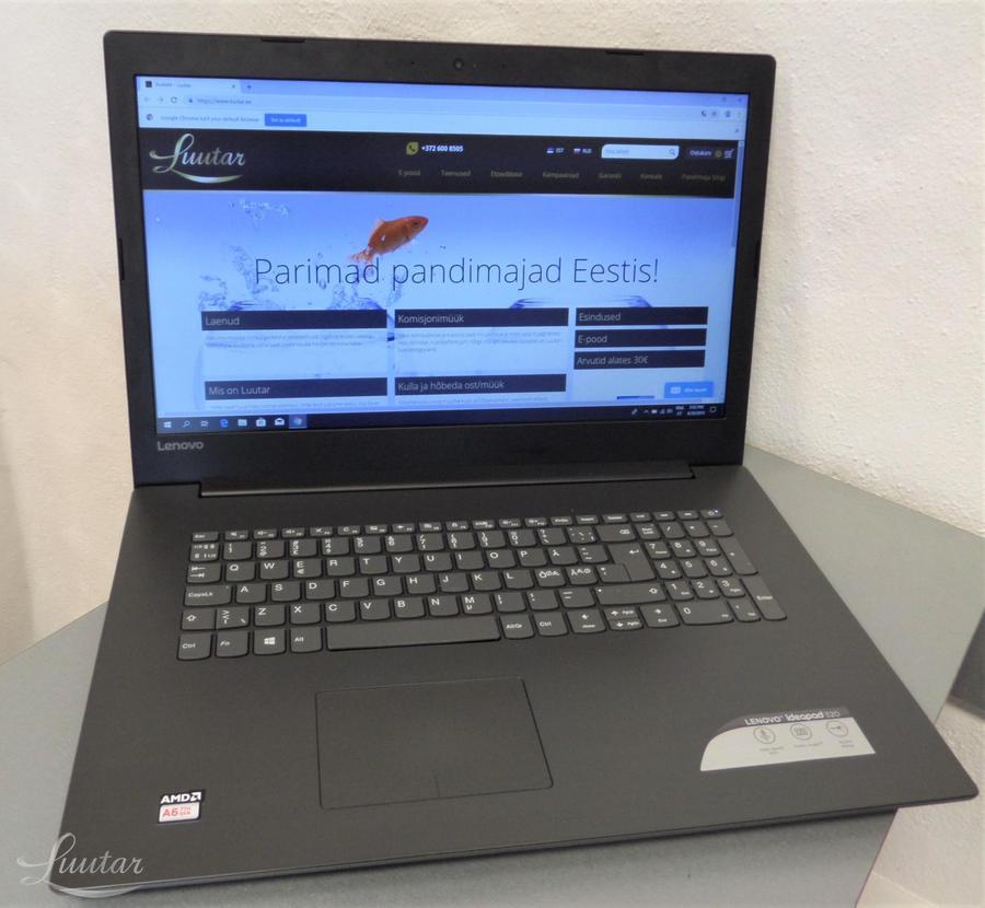 e7d20ceabd4 Sülearvutid Lenovo Ideapad 320-17AST - Luutar