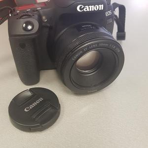 78803cfc982 Peegelkaamera Canon EOS 77D + Canon EF 50mm f/1.8 STM